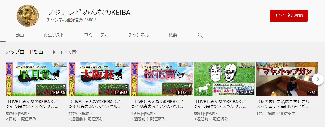 実況 フジ ちゃんねる テレビ 5